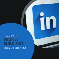 LinkedIn Profile Build Out