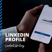 LinkedIn Profile Content Writing