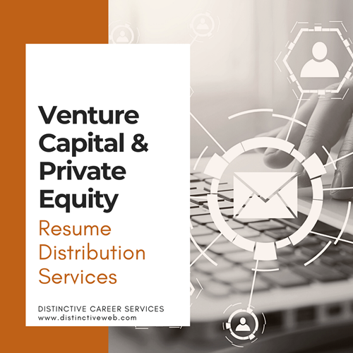 VC PE resume distribution services