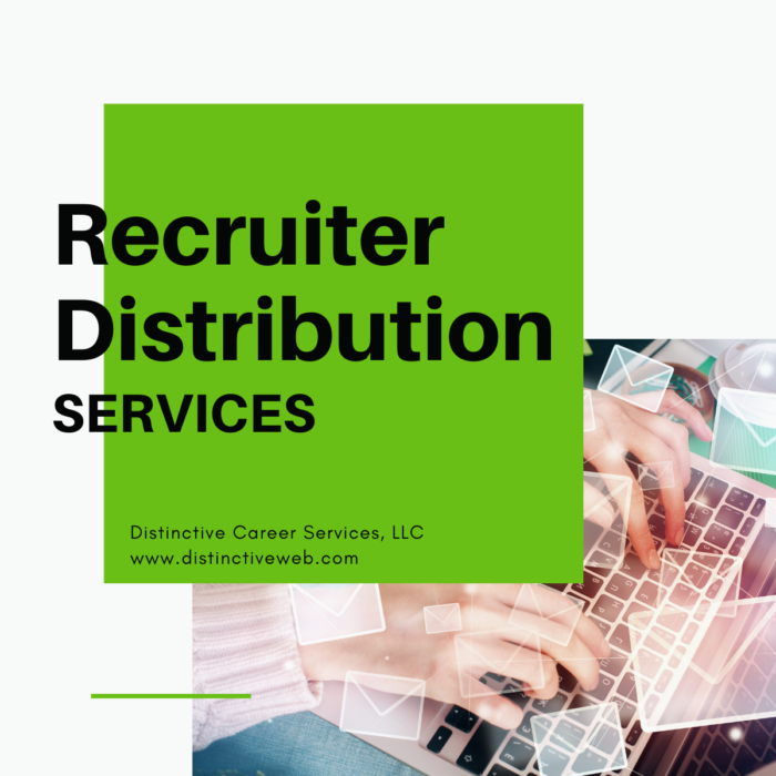 recruiter distribution services