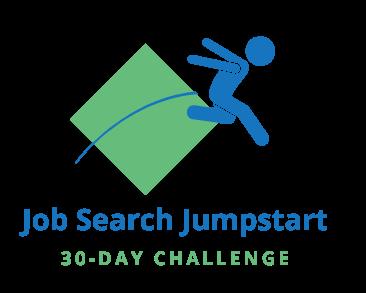 30 Day Job Search Jumpstart Logo