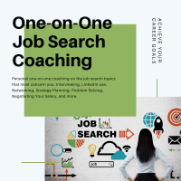 Three 60-minute Job Search Coaching Sessions
