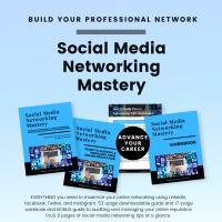 Social Media Networking Mastery