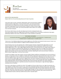 Career Booster Coordinating Documents
