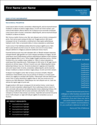 Clean & Corporate Coordinating Documents