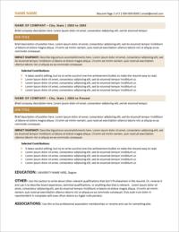 Abundance Resume Page 2 1