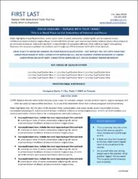 Ascendant Resume Page 1