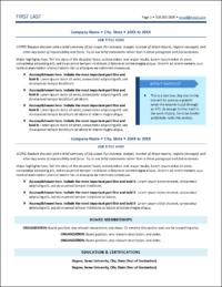 Ascendant Resume Page 2