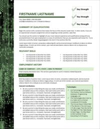 Computerworks Resume Page 1