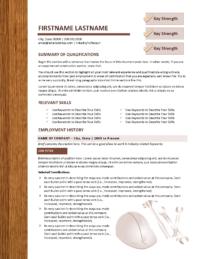 Constructionworks Resume Page 1