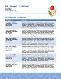 Elementary Education Edge References
